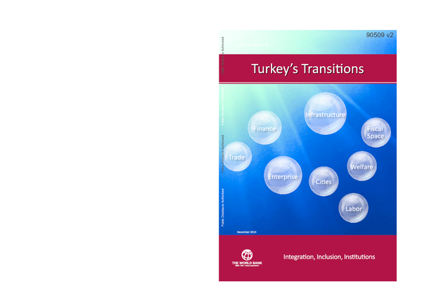 PDF) Turkey's Transitions: Integration, Inclusion, Institutions