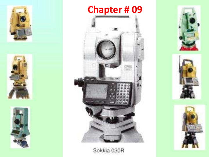 PDF) Chapter # 09 Total Station | Sudip Pradhan - Academia edu