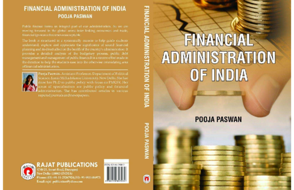 PDF) Financial Administration of India | Pooja Paswan