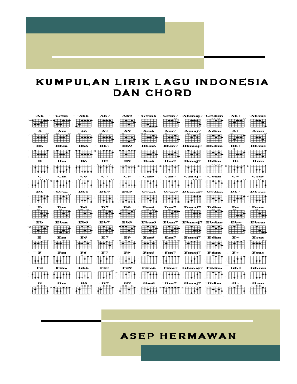 Pdf Lirik Dan Chord Lagu Indo Jemmy Febrian Academia Edu