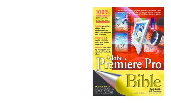 PDF) John Wiley & Sons - Adobe Premiere Pro Bible | Пламен Манчоров