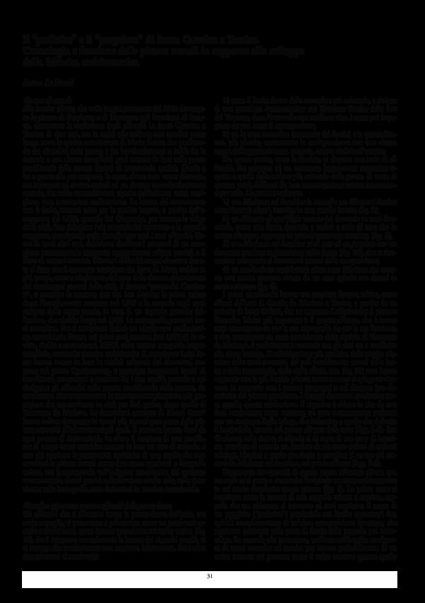 """(PDF) 160) Il """"podiolus"""" e il """"pergulum"""" di Santa Caterina ..."""