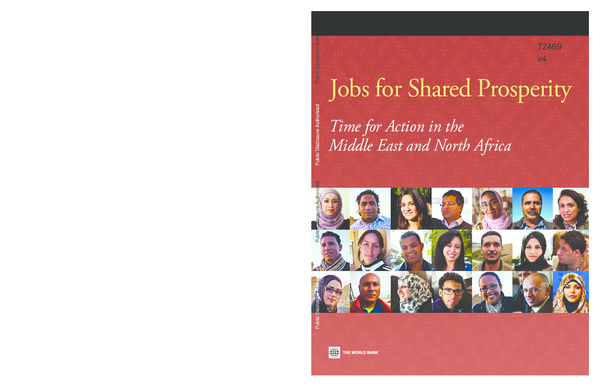 PDF) Jobs for Shared Prosperity: Time for Action in the Middle East