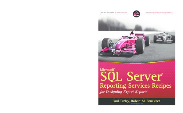 hot sales 6e056 d9e5a Microsoft sql server reporting services recipes  Prashant Ku