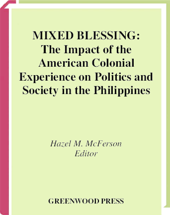 PDF) McFerson, Hazel M - Mixed Blessing - The Impact of the