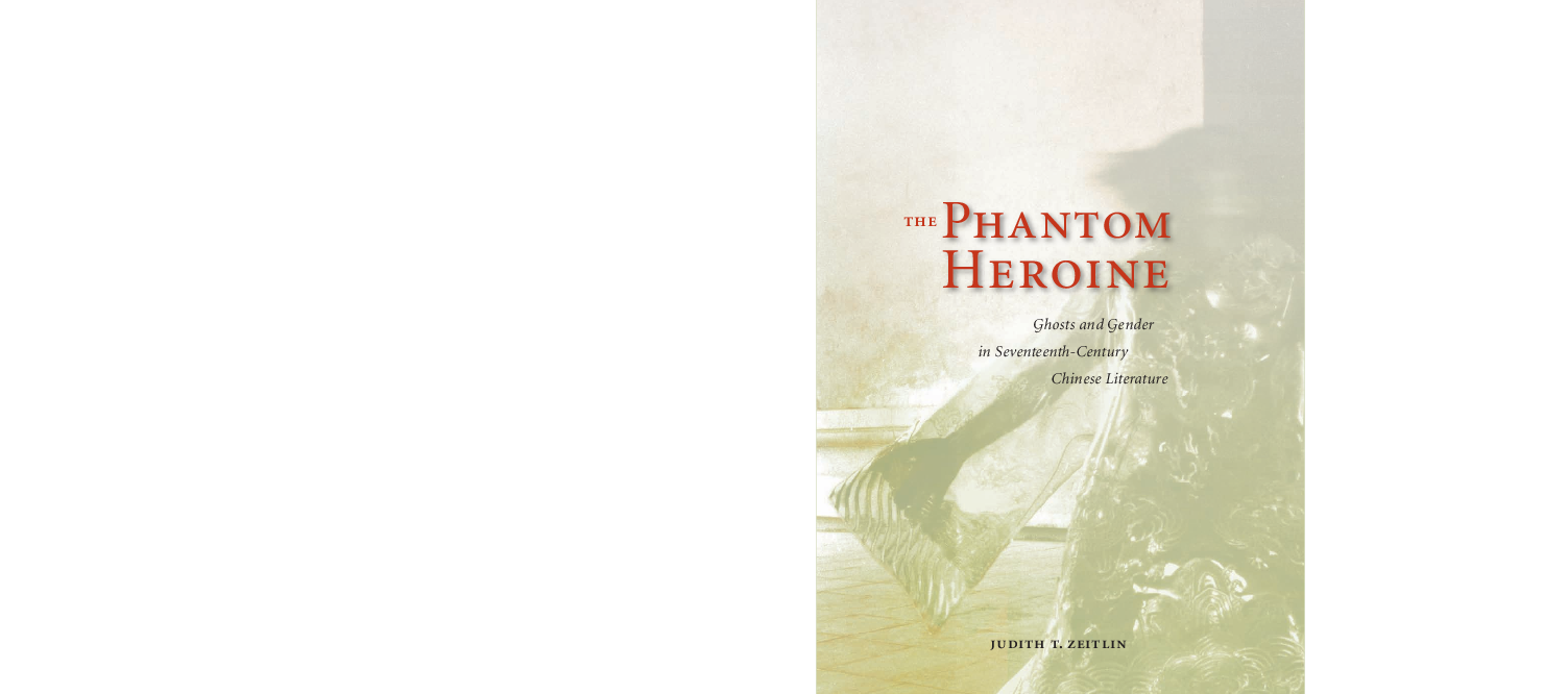 PDF) Zeitlin, Judith T  - The Phantom Heroine - Ghosts and