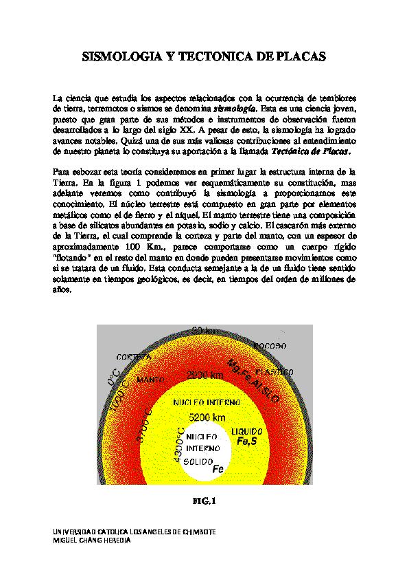 Pdf Universidad Catolica Los Angeles De Chimbote Miguel Chang Heredia Sismologia Y Tectonica De Placas Erick Estrada Zuniga Academia Edu