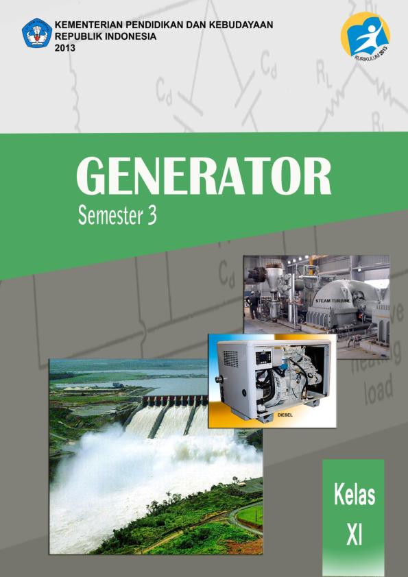 Pdf  Prinsip Kerja Generator Gaya Gerak Listrik Generator