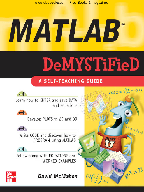 PDF) Matlab | Daniel Vallejo - Academia edu