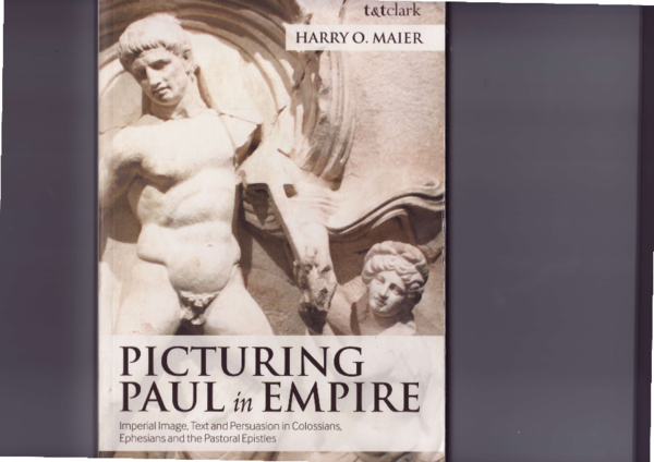 PDF) Picturing Paul in Empire: Imperial Text, Image and Persuasion