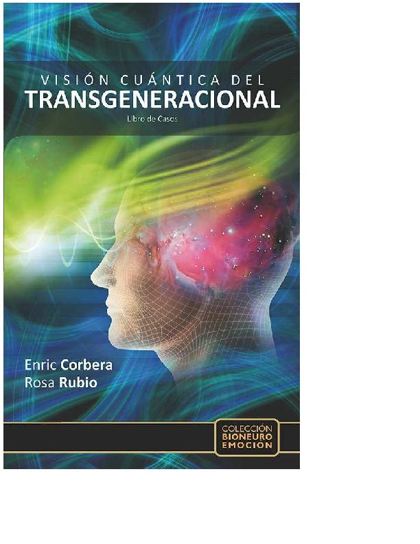 (PDF) VISIÓN CUÁNTICA DEL TRANSGENERACIONAL LIBRO DE CASOS ...