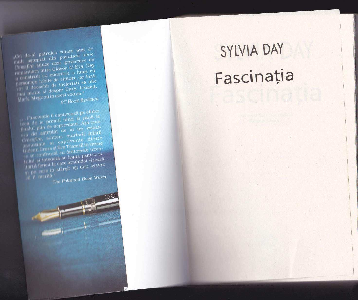 Fascinatia De Sylvia Day Pdf