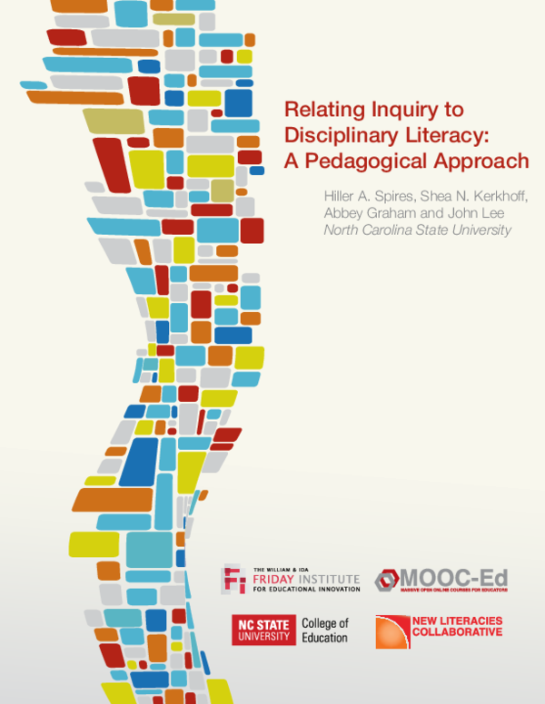 Disciplinary Literacy Redefining Deep Understanding and Leadership for 21st-Century Demands