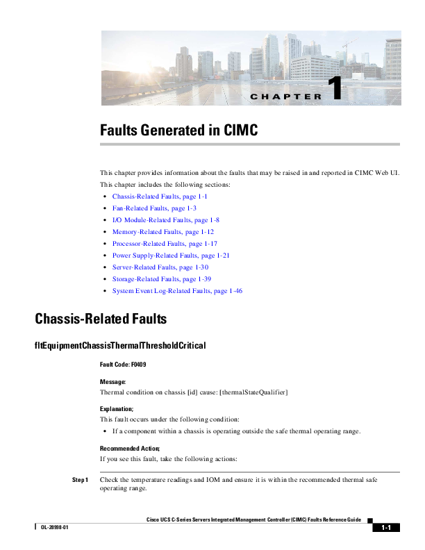 PDF) CIMC Faults | Danny Istwan Ramirez Peralta - Academia edu