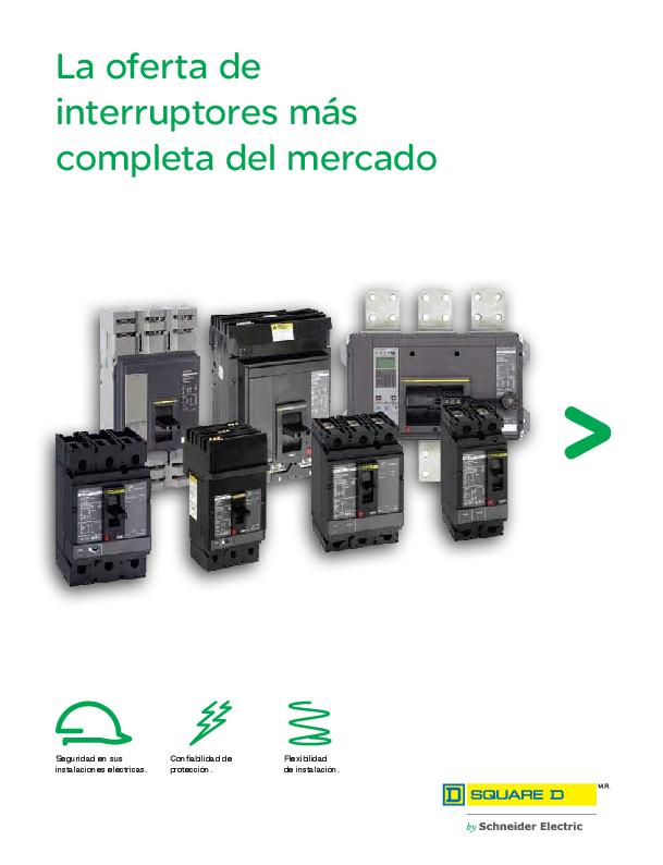 Catalogo square d interruptores termomagneticos ePub download