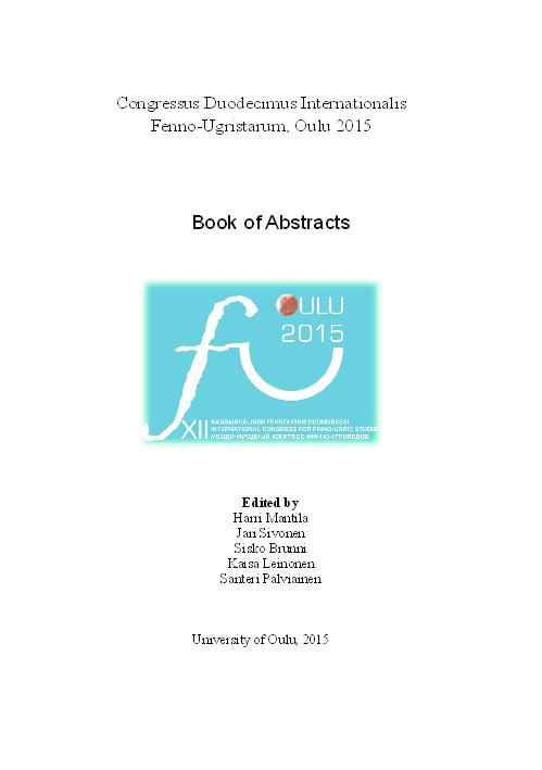 PDF) CIFU12-Book Of Abstracts 4 | Богдан Анфиногенов