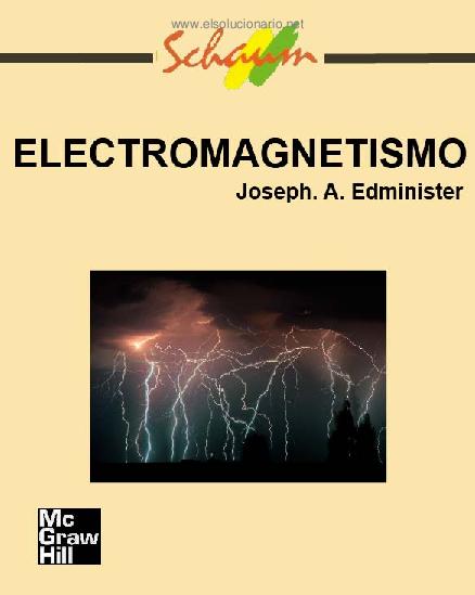 Eletromagnetismo Edminister Pdf