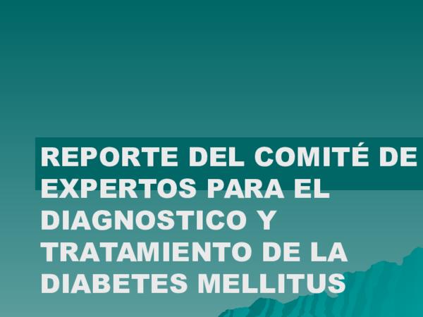 estado hiperosmolar diabetes ppt