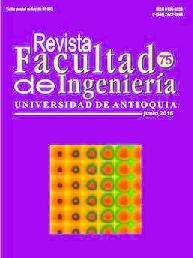 PDF) redin No  75, June 2015 | redin-Revista Facultad de Ingeniería