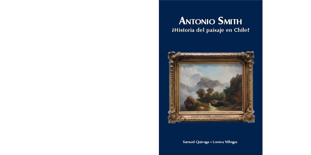 Antonio Smith ¿Historia del paisaje en Chile   5a7f2e57c6c