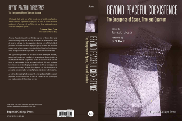 PDF) Beyond peaceful coexistence  The Emergence of Space, Time and