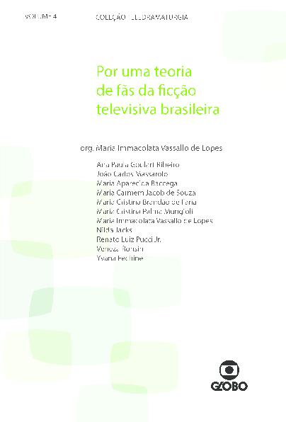 Por uma teoria de fãs da ficção televisiva brasileira   Maria ... 6a3a092a01