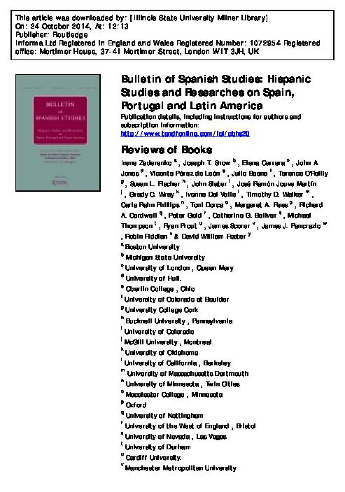PDF) Reviews of Books | James J Pancrazio - Academia edu