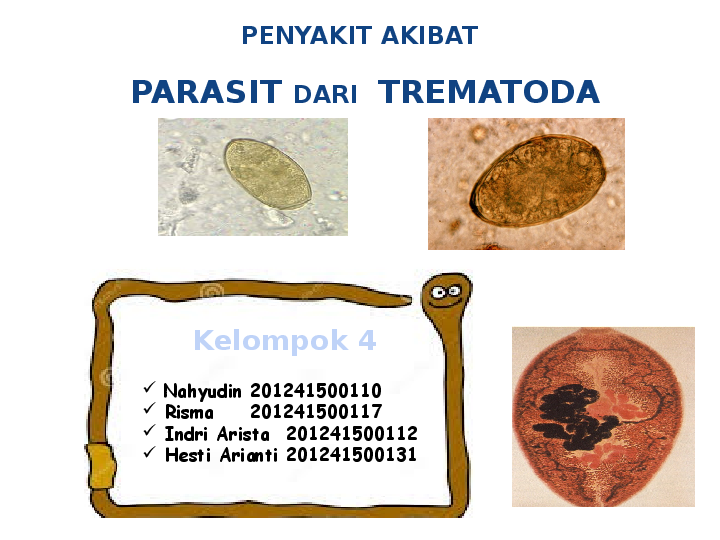 101+ Gambar Telur Cacing Paragonimus Westermani HD