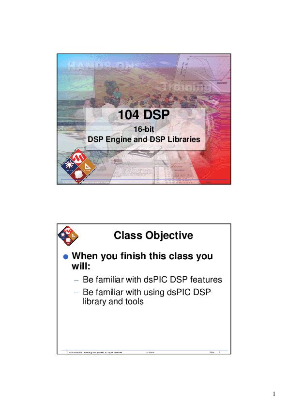 PDF) Microsoft PowerPoint - 104_DSP | Elena Martínez - Academia edu