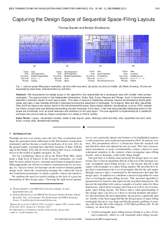 PDF) Capturing the Design Space of Sequential Space-Filling Layouts