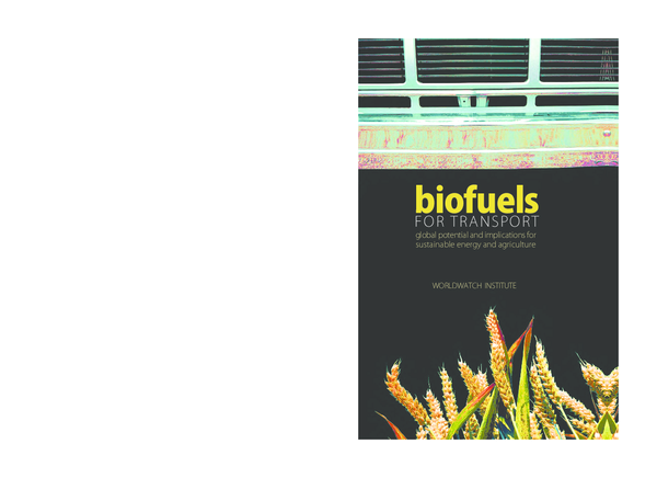 PDF) Biofuels for Transport : Global Potential and