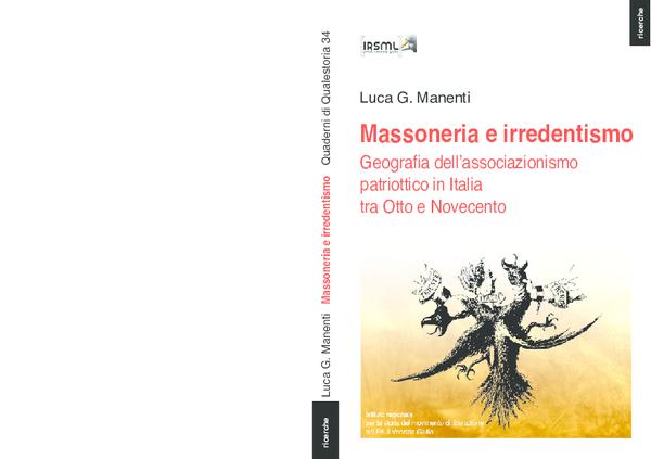 (PDF) Massoneria e irredentismo. Geografia dell ...