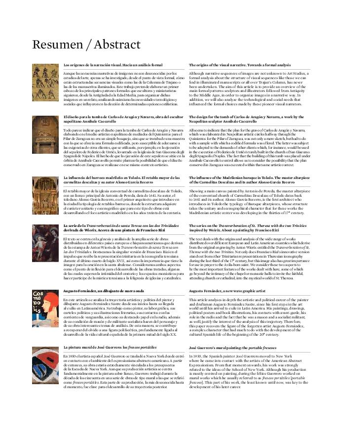 Pdf Los Orígenes De La Narración Visual Hacia Un Análisis