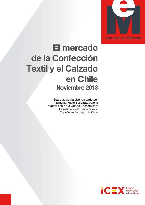d8f538e407 PDF) Estudio de Mercado de la Confeccion textil y calzado   Perla ...