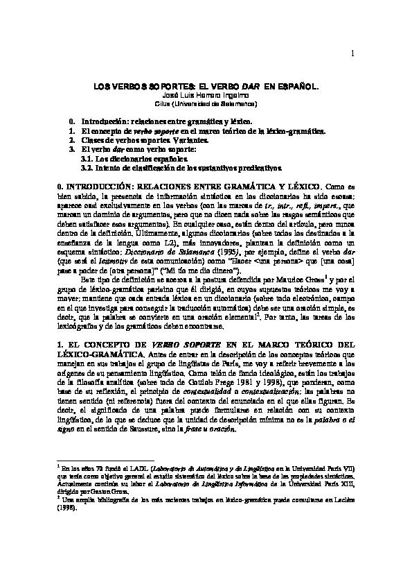Pivote verbo