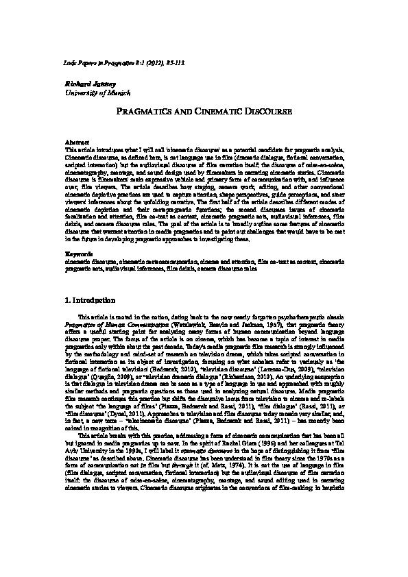 Arijon film of grammar daniel the pdf language