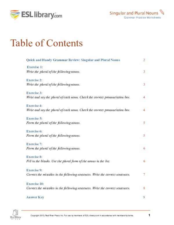 PDF) Singular And Plural Nouns Asddw Ywuwi - Academia.edu