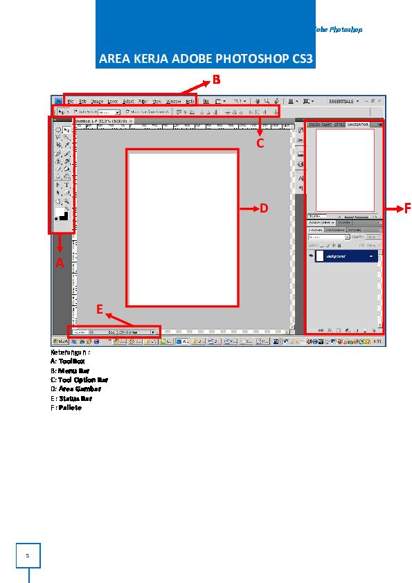 Modul Adobe Photoshop Cs3 Pdf