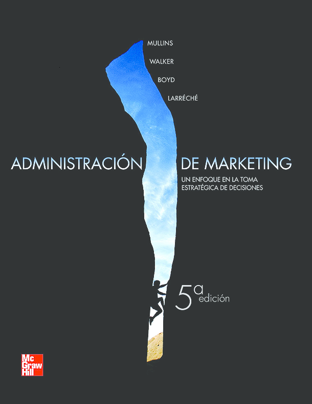 premium selection fde87 c81f2 Administracion de Marketing 5ed - John W. Mullins, Orville C. Walker ...