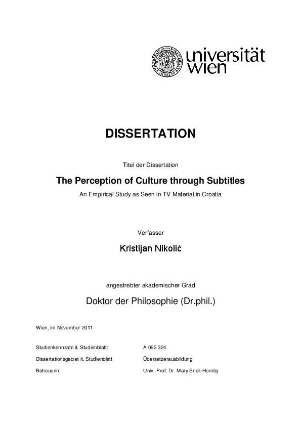 guy saar dissertation