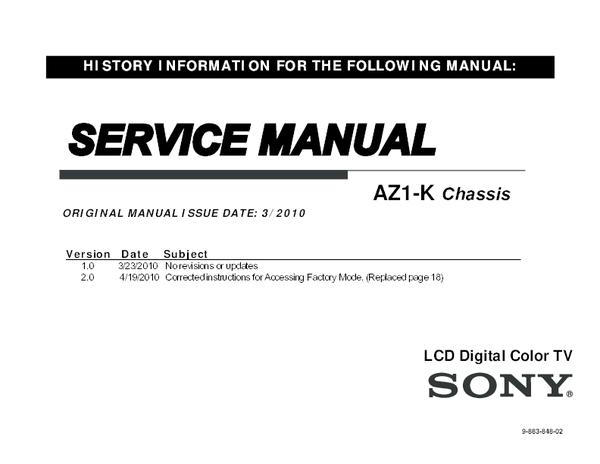 PDF) Sony-kdl-32ex600-40ex600   armando vargas - Academia edu