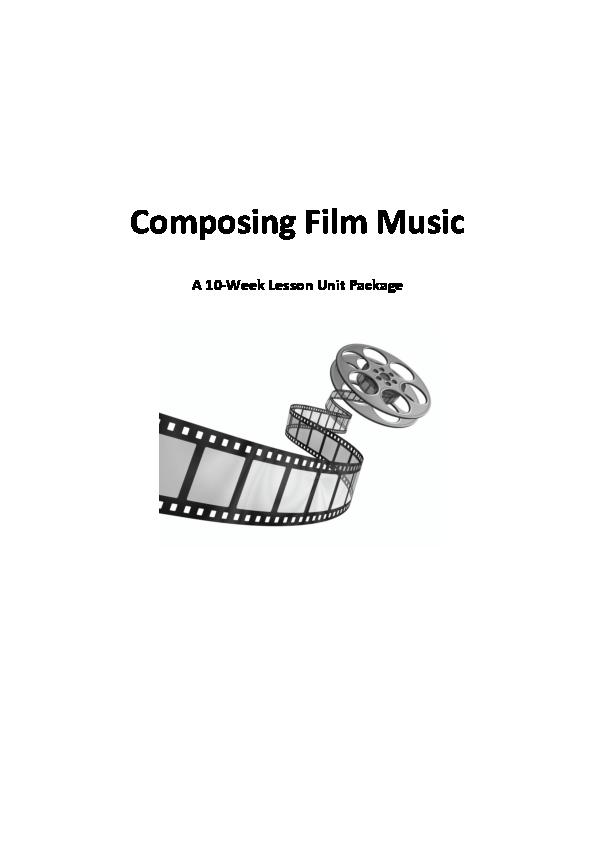 Pdf Composing Film Music Shu En Lu Academia Edu