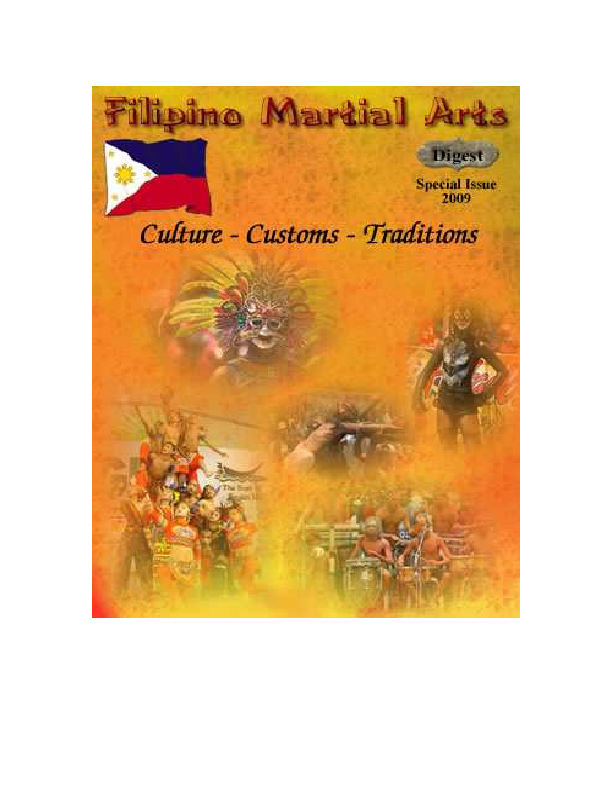 PDF) Special-Issue Culture-Customs-Traditions | Alecs Libre