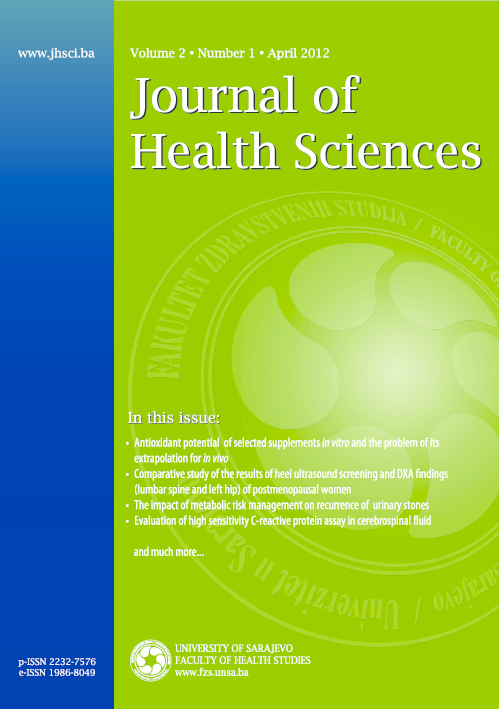 PDF) Journal of Health Sciences Vol 2 Issue 1 | Journal of