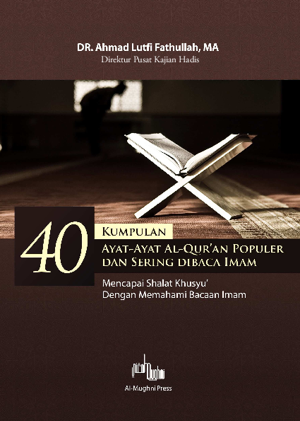 Pdf 40 Kumpulan Ayat Populer Medical Lafarge Academiaedu