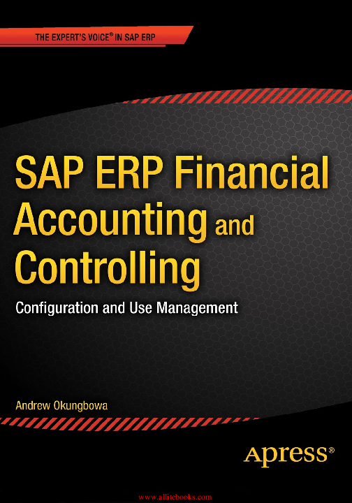 PDF) SAP ERP Financial Accounting and Controlling Configuration and