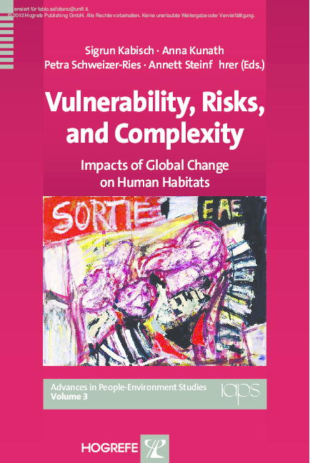 foto de PDF) Vulnerability, Risks and Complexity. Impacts of Global Change ...