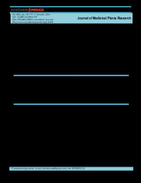 PDF) A review on therapeutic potential of Nigella sativa (kalonji