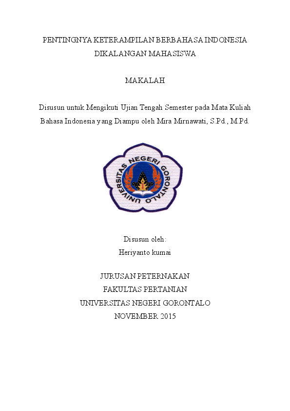 Doc Makalah Uts Sasmita Kaupee Academia Edu