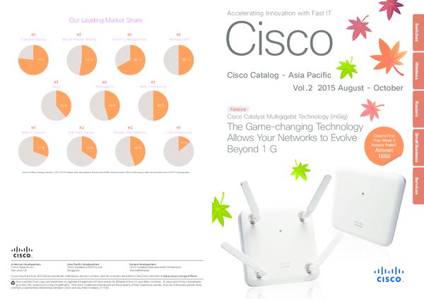 PDF) Cisco Catalog - Asia Pacific Vol 2 2015 August
